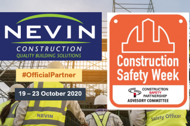 Official Partner Construction Safety Week